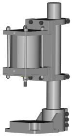 prensa pneumatica